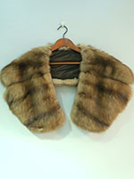 Large sable collar